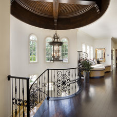 Traditional Staircase by Irvin Homes, LLC