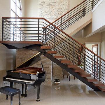 2015 Fort Worth, Texas magazine Dream Home