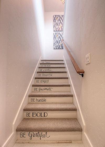Bord de Mer Escalier by RSI Construction, LLC