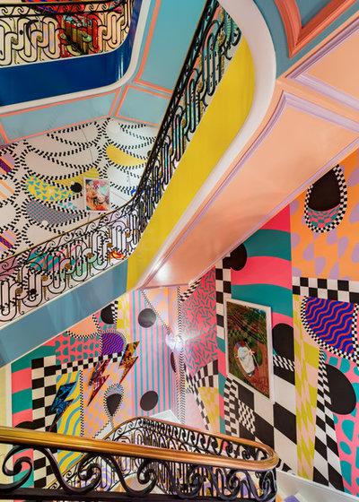 Staircase 2018 Kips Bay Decorator Showcase