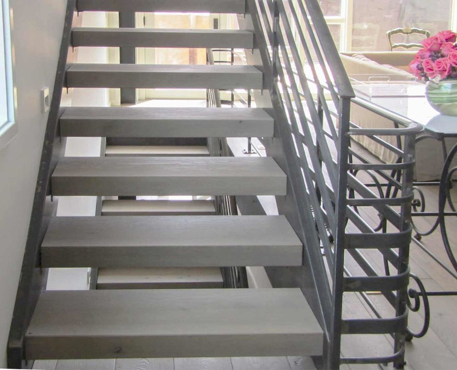 Industrial Stairs-Wash DC, 20002
