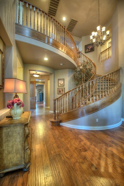 Traditional Staircase by The Matheson Team RE/MAX Fine Properties