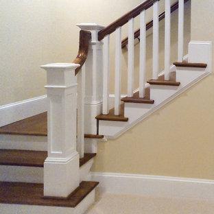 23_Craftsman Style Stairs, Fairfax VA 22030