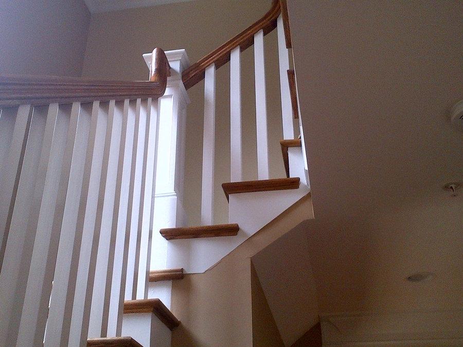 Craftsman Style Stairs, Fairfax, VA 22030
