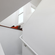 Modern Staircase by Chr DAUER Architects