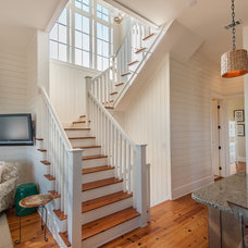 Beach Style Staircase by Coldwell Banker United, Realtors