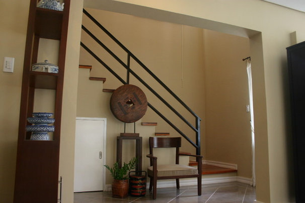 Asian Staircase by Meigie Caparas