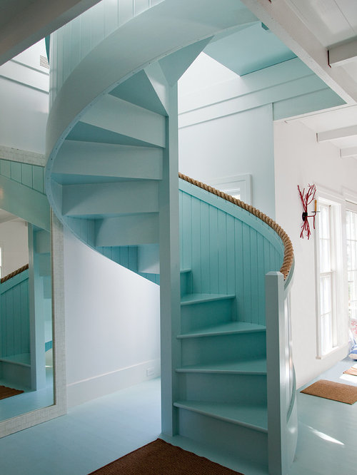 Nautical Stairs Home Design Ideas Pictures Remodel And Decor