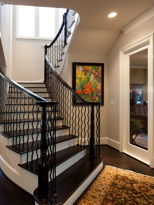 Unique Stair Railing Ideas, Pictures, Remodel and Decor