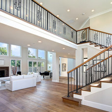 Transitional Staircase by Pinpoint Properties