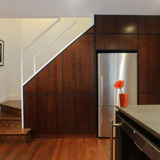 Modern Staircase by objet design