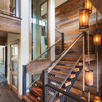 422 Timber Trail - Staircase