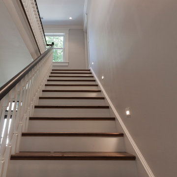 53_Old Fashioned Charm and Modern Chic Staircases, McLean VA 22101