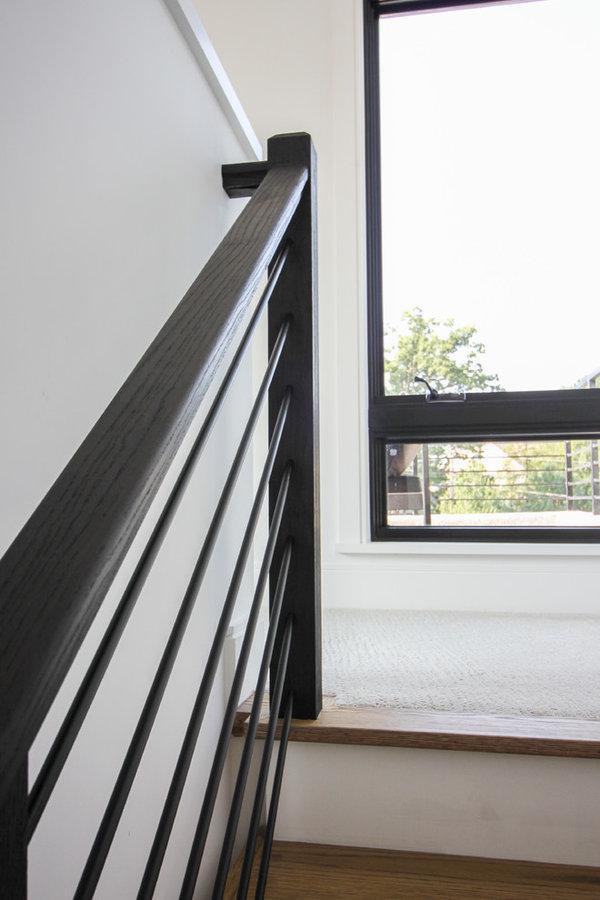 Creative Staircase for Timeless Home, Arlington, VA 22201