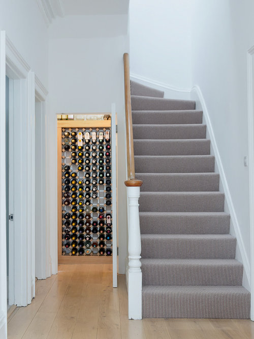 ideas for stairs instead of carpet