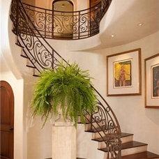 Mediterranean Staircase 6281 Camino de la Costa - staircase