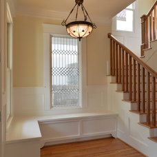 Traditional Staircase by Creole Design