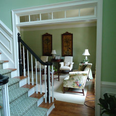 Traditional Staircase by Affordable Interiors