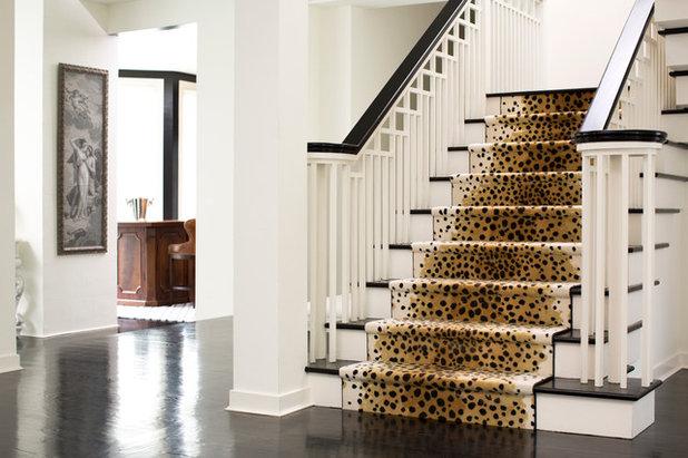 Traditional Staircase by Alt Breeding Schwarz Architects