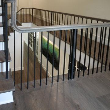 82_Modern Meets Traditional in Stunning Foyer, Arlington VA 22201