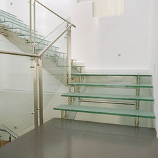 Contemporary Staircase by Tatiana Takaeva