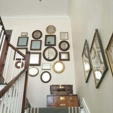 Traditional Staircase by Gregory Allan Cramer & Company, Inc.