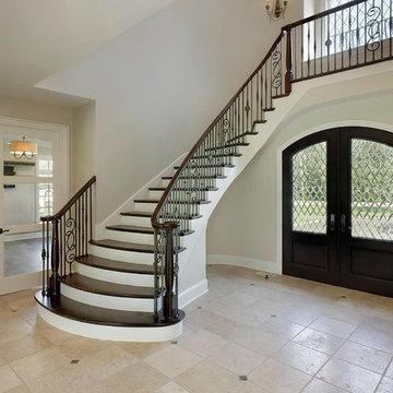 9,000 sq. ft. Northbrook Custom Home
