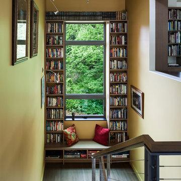 A Garden and a Library