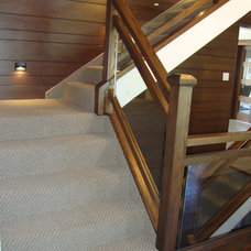 Craftsman Staircase by Nancy Lem Design