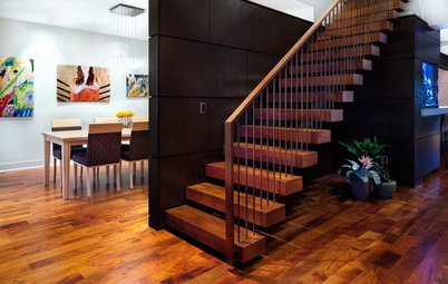 Houzz Tour: Wild for Wood in Central Texas