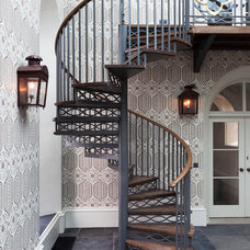 Traditional Staircase by GLM Ltd.