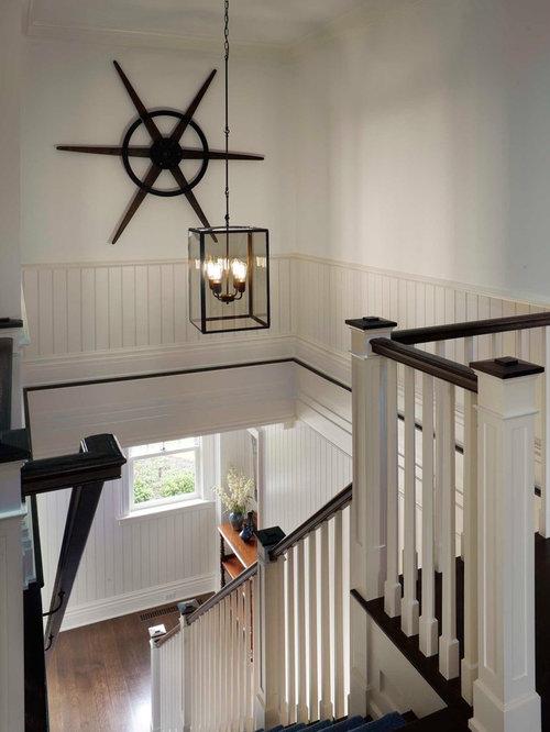 Hampton Bay Interior Foyer Lantern : A summer cottage in the hamptons