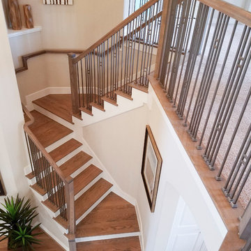 Aalto Collection Balusters-Legend-Kingston Builders-Camellia Model