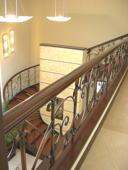 Traditional Staircase by Ali Naqvi