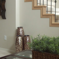 Modern Staircase by MELDS home staging