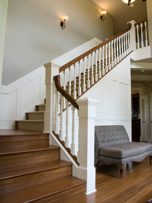 Landing Stair Runner Home Design Ideas Pictures Remodel