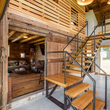 Timber Framed Stairs