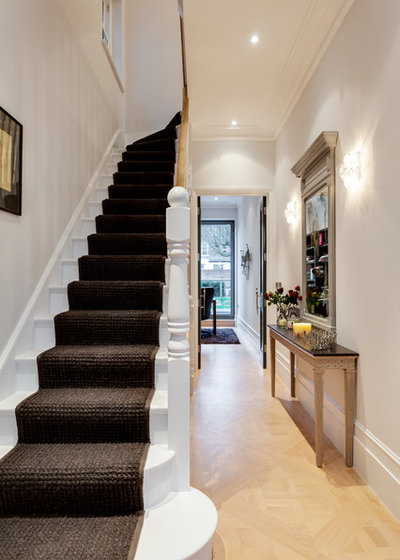 Victorian Staircase by Chris Snook
