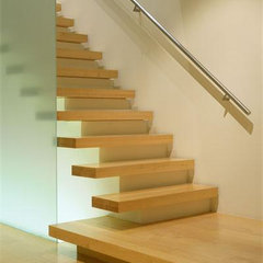 modern staircase by Aidlin Darling Design, LLP