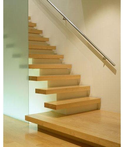 Modern Staircase by Aidlin Darling Design, LLP