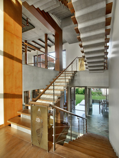 Our 25 Best Asian Staircase Ideas & Decoration Pictures ...