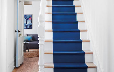 13 Fresh Options for Painted Stairs