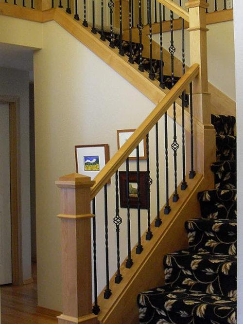 Alder Handrail Amp Stair Posts