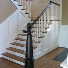 Traditional Staircase by Staircraft