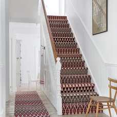 Traditional Staircase by Alternative Flooring