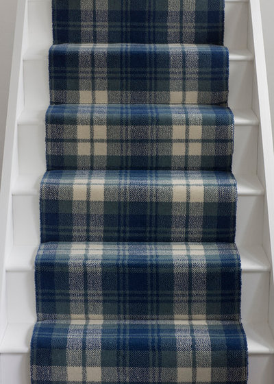 Contemporary Staircase by Alternative Flooring