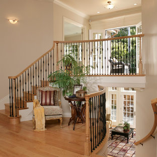Staircase - traditional staircase idea in San Francisco
