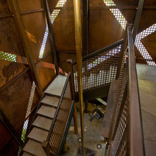 Industrial Staircase by miller design