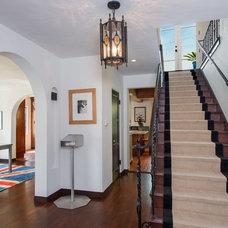 Mediterranean Staircase by Style De Vie