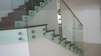 Another Glass Railing System